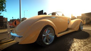 2006 Chip Foose - The Impression (1936 Ford Roadster) [GTA IV - Vehicle Mod]