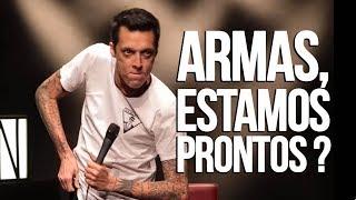 PORTE DE ARMAS - NIL AGRA - STAND UP COMEDY