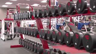Olsen Athletics Performance Center Feature