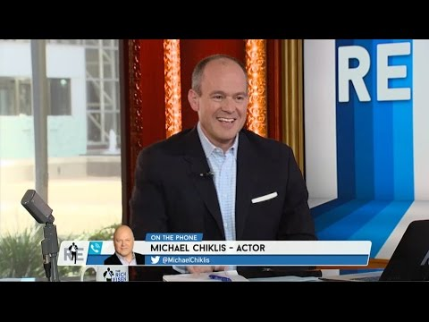 Actor Michael Chiklis Talks Super Bowl 49 on The RES - 2/2/15