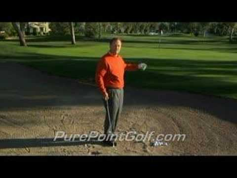 Hitting Bunker & Sand Trap Shots Like a Pro