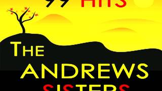 Watch Andrews Sisters You Call Everybody Darling video
