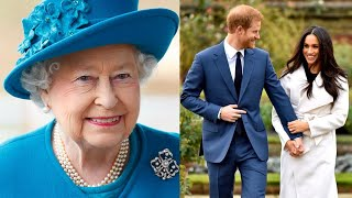 What Queen Elizabeth Decided About Meghan and Harry's Move