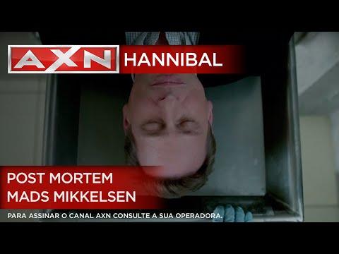 AXN   Hannibal - Post Mortem 3 - Entrevista com Mads Mikkelsen