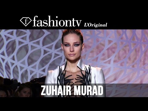 Zuhair Murad Couture Fall/Winter 2014-15 FULL SHOW | Paris Couture Fashion Week | FashionTV