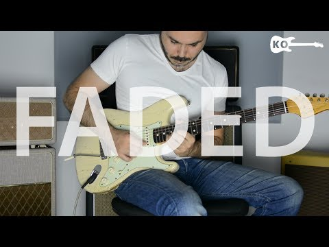 Alan Walker - Faded - Guitar Only - Cover by Kfir Ochaion