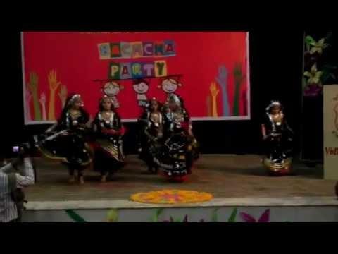 Rajasthani Folk Dance:kalyo kud padiyo mela mein
