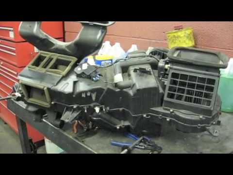 Auto Repair Tip Wilmington Delaware - Jeep Air Conditioning and Heater Core Repairs