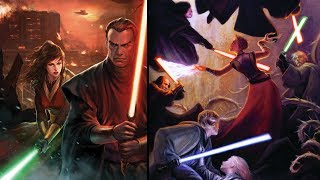 Did the Jedi and Sith ever Team Up? [Legends] - Star Wars Explained