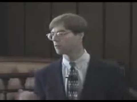 A Presentation on Intelligent Design - Stephen Meyer, PhD