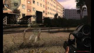 S.T.A.L.K.E.R. Call of Pripyat - Прогулка по Припяти