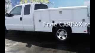 2002 Ford F-250 Super Duty Utility Truck for sale in Redlands,CA - F250 Utility Trucks For Sale