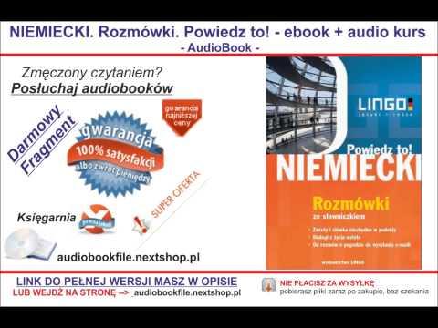 NIEMIECKI. Rozmówki. Powiedz To! - Ebook + Audio Kurs