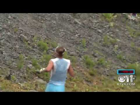 2015 Mount Marathon Women's Race