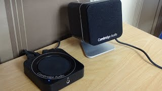 Cambridge Audio Minx M5 Review & Sound tests
