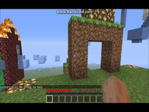 阿亨的Minecraft『跑酷世界』