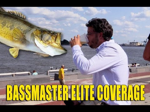 Bassmaster Elite Coverage with Randy Tardleton