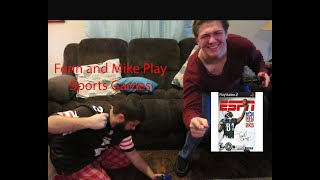 Fenn and Mike Play Sports Games Ep. 6: ESPN NFL 2K5 (PS2)