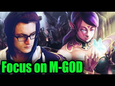 Just FOCUS ON Miracle- [Templar Assassin]  - Dota 2