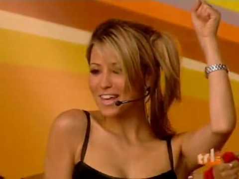 Rachel Stevens - Sweet Dreams My L.A. Ex (MTV TRL Live)