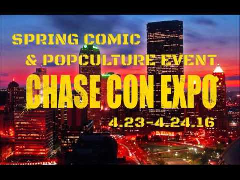 Everything You Need To Know About Chasecon: Spring 2016 Edition
