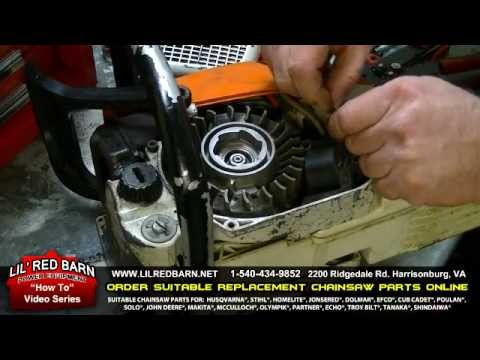 How To Install an Ignition Chip in a Stihl 028 Chainsaw to Replace Points
