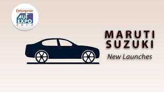 Maruti Suzuki   Auto Expo 2012