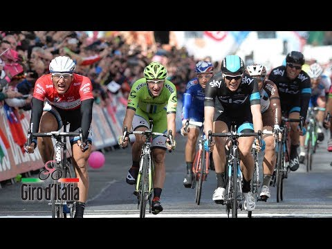 Giro d'Italia 2014 Tappa 3 / Stage 3 Official Highlights