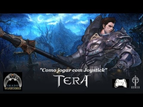 TERA - Jogando com joystick/controle