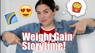 Why I am SO HAPPY I gained 70lbs after LOSING 147lbs! | LoseitlikeLauren