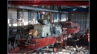 Cấu hình bí mật của 4 tàu Molniya tiếp theo của Việt Nam