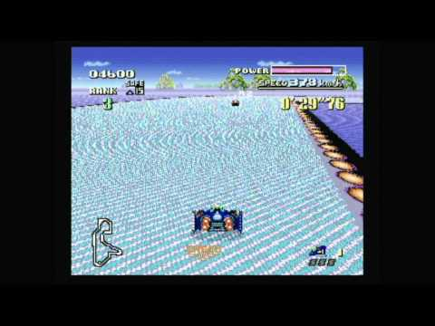 CGR Undertow - F-ZERO for Super Nintendo Video Game Review