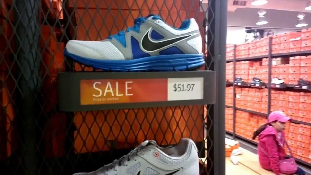 Nike outlet store is in The Legends at Village West located on Village West Parkway Kansas City, KS. Information about location, shopping hours, contact phone, direction, map and events.