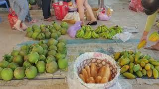 Chợ Quê  Nha Trang Vào Sáng Ngày Tết Đoan Ngọ Mùng Năm Tháng Năm