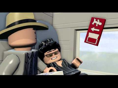 LEGO® Jeff Goldblum Laugh