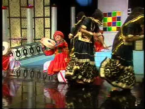 Kalbeliya Dance On Shaiyadri Channel In Dhina Dhin Dha Folk Dance Competition video