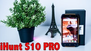 iHunt S10 Pro(2018) Review - un rugged phone de buget!