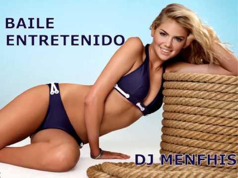 BAILE ENTRETENIDO MIX 2011 - DJ MENFHIS