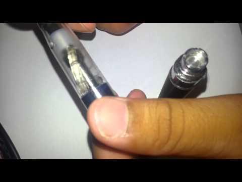 REVIEW - eGo CE4 shisha pen