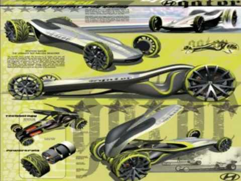 autos del futuro Video