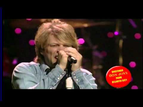 Bon Jovi - Why Aren