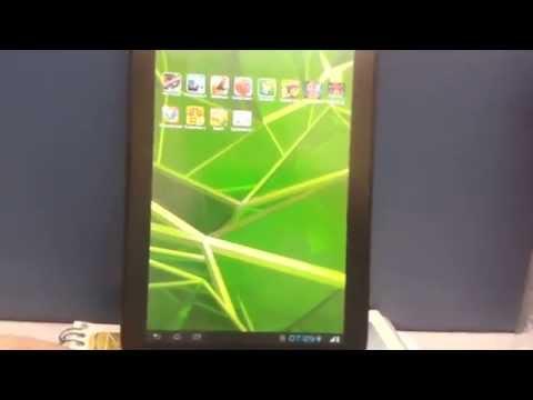 Motorola Xoom 2 ME - MZ608 - Hands-On - Review - Especificações - PT-BR - Brasil