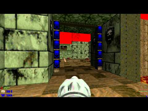 Doom2 The Way Id Did - d2twid.wad - MAP23 The Crucible - UVmax...