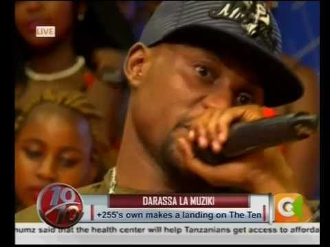 One on one with Darassa #10Over10