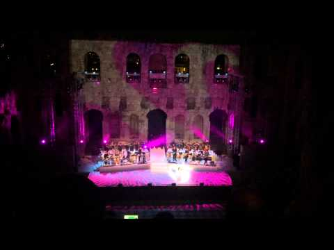 Vanessa Mae Live in Athens 2014