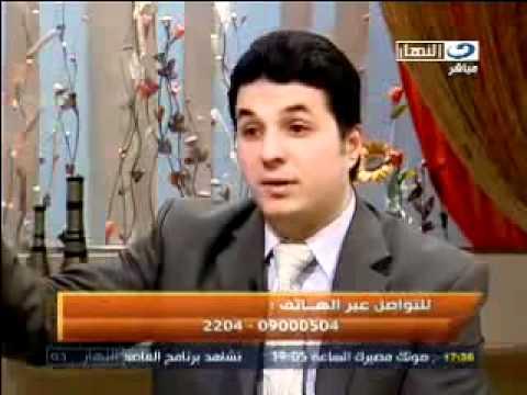 د.أحمد عمارة - النهاردة - النصيب سعي أم انتظار 1-3