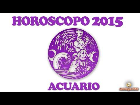 Horoscopo Acuario 2015