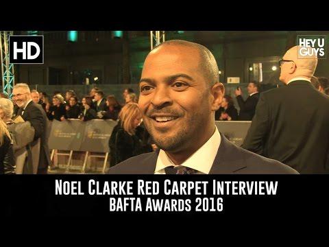 Noel Clarke Red Carpet Interview - BAFTA Awards 2016