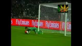 Cristiano Ronaldo tries rabona against cruz azul HD