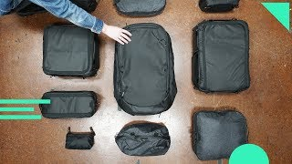 Peak Design Packing Tools Review   Tech Pouch, Wash Pouch, Packing Cubes, Camera Cubes, and More